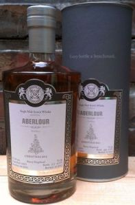 Aberlour 12 YO 2000 'Christmas 2012', 57.1%, Malts of Scotland, sherry hogshead #MoS12053