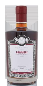 Bowmore 17 YO 1995, 56.8%, Malts of Scotland, Sherry Hogshead #MoS12018
