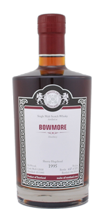 Bowmore 17 YO 1995, 56.8%, Malts of Scotland, Sherry Hogshead #MoS12018