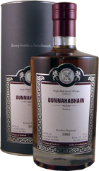 Bunnahabhain 31 YO 1980, 46.8%, Malts of Scotland, #MoS12038