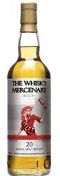 Glenlossie 20 YO 1992/2012, 57%, The Whisky Mercenary