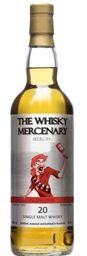 Glenlossie 20 YO 1992/2012, 57%, The Whisky Mercenary