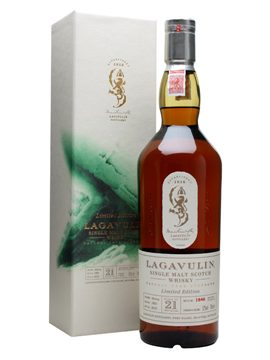 Lagavulin 21 YO 1991, 52%, Special Release 2012
