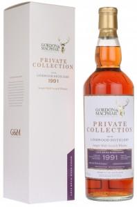 Linkwood 20 YO 1991/2011, 45%, G&M, Private Collection, Côte Rôtie finish