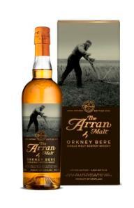 Arran 8 YO 2004/2012 'Orkney Bere' 46%