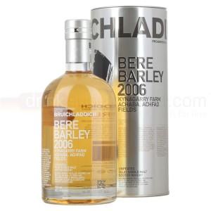 Bruichladdich Bere Barley 2006/2012, 50%, OB, Kynagarry Farm