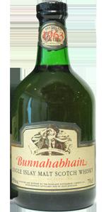 Bunnahabhain 1963, 43%, OB 1997