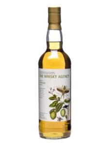 Clynelish 21 YO 1989/2010, 54%, The Whisky Agency, Insects