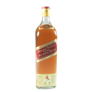 Johnnie Walker Red Label Seventies