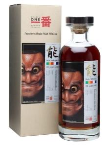 Karuizawa Noh 28 YO 1983/2012, 57.2%, OB, sherry butt #7576