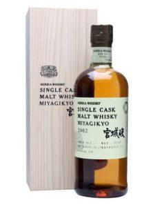 Miyagikyo 9 yo 2002/2012, 62%, Nikka, refill sherry butt #101127