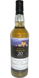 Ardmore 20YO 1992/2012, 47.8%, The Nectar of the Daily Drams