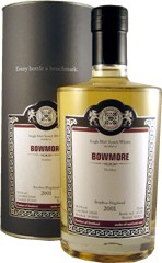 Bowmore 11 YO 2001/2012, 58.2%, Malts of Scotland, bourbon hogshead #MoS12060