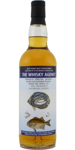 Caol Ila 28 YO 1984, 53.5%, The Whisky Agency, Sea Life