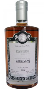 Clynelish 15 YO 1997/2013, 54.7%, Malts of Scotland for 10th Whisky Live Belgium, bourbon hogshead #MoS12051