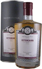 Fettercairn 22 YO 1990/2013, 51.5%, Malts of Scotland, bourbon hogshead #MoS13004