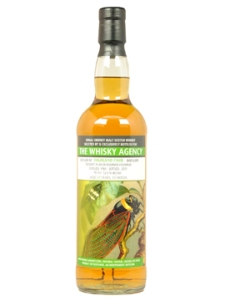 Highland Park 27 YO 1984, 52.5%, The Whisky Agency 'insects'