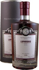 Laphroaig 16 YO 1996/2012, 56.1%, Malts of Scotland, Pedro Ximinez sherry cask #MoS12041