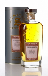 North Port Brechin 29 YO 1976/2006, 58.2%, Signatory, Cask Strength Collection, cask 3886