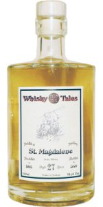 St. Magdalene 27 YO 1982/2009, 58.6%, Whisky Tales 'Poseidon'