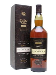 Talisker 1991 Distillers Edition