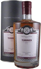 Teaninich 39y 1973/2013, 41.8%, Malts of Scotland #MoS13011