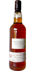 Bowmore 14 YO 1991/2005, 59.6%, A. Dewar Rattray, sherry butt #2054