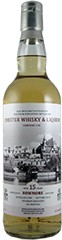 Bowmore 15 YO 1998/2013, 55.2%, Chester Whisky Liqueur Company