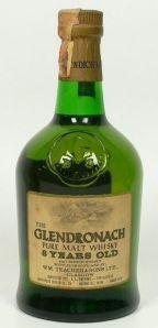 Glendronach 8 YO 'Pure Malt', 45.4%, Ruffino import