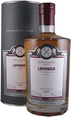 Laphroaig 12 YO 2000/2012, 57.8%, Malts of Scotland, sherry hogshead #MoS13010