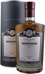 Auchentoshan 21 YO 1991/2013, 52.3%, Malts of Scotland, MoS13016,