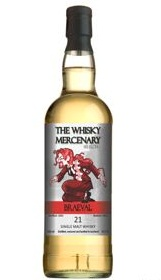 Braeval 21 YO 1991/2013, 47.7%, The Whisky Mercenary