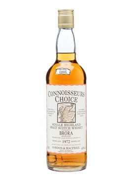 Brora 1972/1995, 40%, G&M Connoisseurs Choice