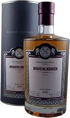 Bruichladdich 10 YO 2002/2013, 55.2%, Malts of Scotland, bourbon barrel #MoS13026