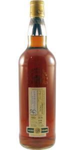 Bunnahabhain 38 YO 1967/2005, 40.8%, Duncan Taylor Rare Auld for Van Wees, sherry cask #3328