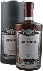 North British 51 YO 1962/2013, 41.5%, Malts of Scotland, bourbon hogshead #MoS13017