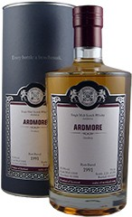 Ardmore 22 YO 1991/2013, 53.8%, Malts of Scotland, rum barrel #MoS13018