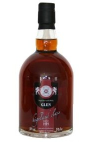 Glen Highland Class Malts of Scotland
