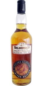Balmenach 27 YO 1973/2000, 46%