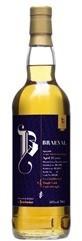 Braeval 21 YO 1991/2013, 53.1%, Brachadair, bourbon barrel 95120