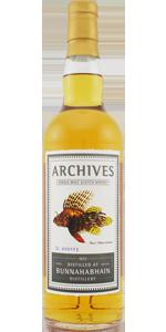 Bunnahabhain 40 YO 1973/2013, 50.6%, Archives, Whiskybase, butt #3463