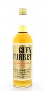 Glen Turret 75 proof