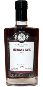 Highland Park 14 YO 1998/2012, 57.4%, Malts of Scotland, sherry hogshead #MoS12058