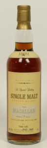 Macallan 14 YO 1980/1994, 43%, Master of Malt, special bottling for Roland Schär