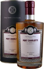 Port Charlotte 11 YO 2001/2013, 57.5%, Malts of Scotland, Rioja Hogshead #MoS13027