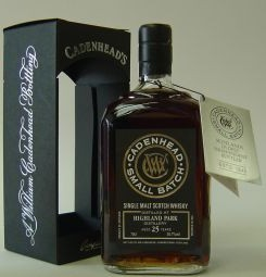 Highland Park 25 YO 1988/2013, 55.7%, Cadenhead, Small Batch