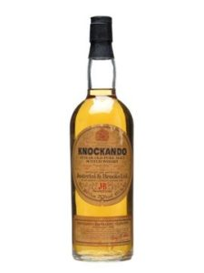 Knockando 12 YO 1967/1979, 43%, Justerini & Brooks