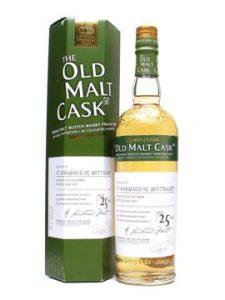 St. Magdalene 25 YO 1982/2008, 50%, Douglas Laing, Old Malt Cask, refill butt #4282