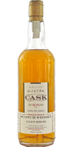 Glen Mhor 15 YO 1978, 62.2%, Gordon & MacPhail Cask, casks 2263, 2264, 2266, 2268