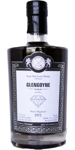 Glengoyne 40 YO 1972/2012, 55.5%, Malts of Scotland, sherry hogshead MoS12044, Warehouse Diamonds